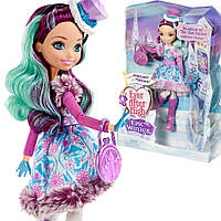 Кукла  Ever After High Madeline Epic Winter Эвер Афтер Хай Мэделин Хэттер Эпическая зима Mattel