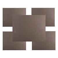 Набор наждачной бумаги влагостойкой 15 шт (80.180.320) INTERTOOL HT-0031