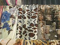 Акриловый стриженый плед в расцветках (двуспальный)