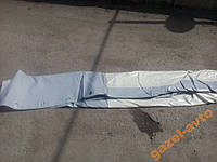 Тент Газель стандарт L=3.17м 2-х сторонний усиленный нового образца серый (пр-во Бояре,Россия)