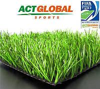 Штучна трава  для футболу  ACT Global  DX60, фото 1