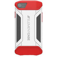 Чехол Element Case CFX White/Red OEM-packaging (EMT-322-131DZ-12) for iPhone 7