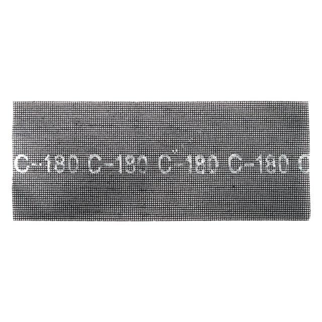 Сетка абразивная 105x280мм, К800, 10ед. INTERTOOL KT-6080
