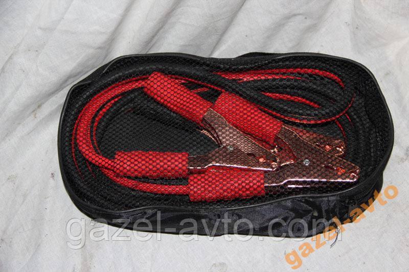 Прикуриватель аккумулятора (400 А) кабель пусковой
