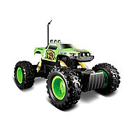 MAISTO TECH Автомодель  на р/у  Rock  Crawler  зеленый (81152)