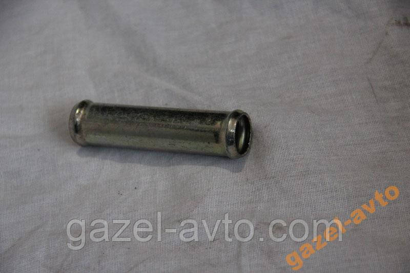 Переходник отопления (прямой) 16мм/16мм метал Газель