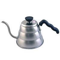 Чайник для брюинга Чайник Hario V60 Coffee Drip Kettle Buono VKB-100HSV