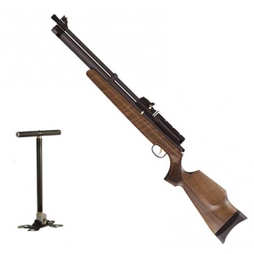 Пневматична гвинтівка Hatsan AT44W-10 з насосом
