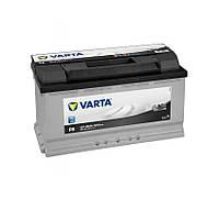 Автомобильный аккумулятор Varta 6СТ-90 BLACK dynamic (F6)