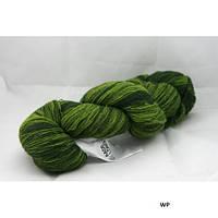 Цветная пряжа Кауни green 800 Пряжа из 100% овечьей шерсти подходит для ручного вязания рукоделия