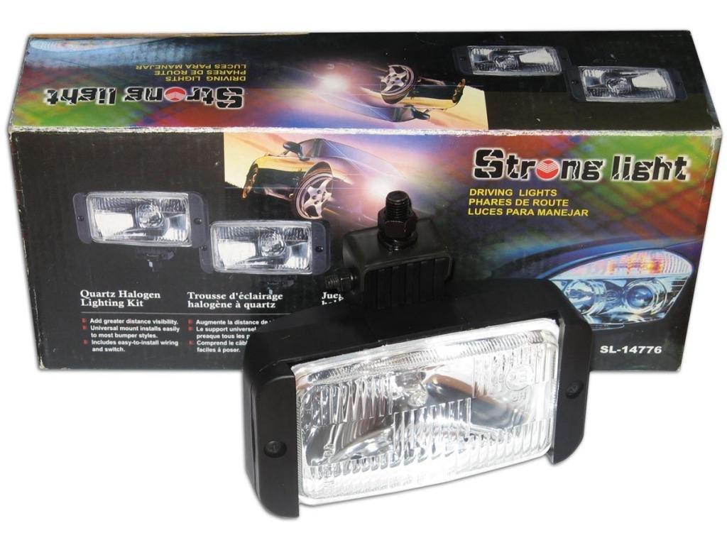 Дополнительные фары противотуманные STRONG LIGHT SL-14776 C пара