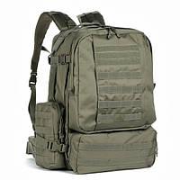 Тактический рюкзак Red Rock Diplomat 52 л (Olive Drab)