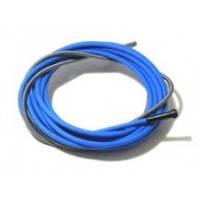 Спираль подающая (синяя) 5 метров для проволоки D 0,8 - 1,0 мм (RF 15/25, MB 15 GRIP, ABIMIG® 200/250)
