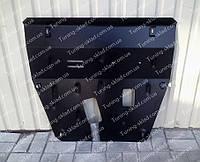 Защита двигателя Рено Колеос (стальная защита поддона картера Renault Koleos)