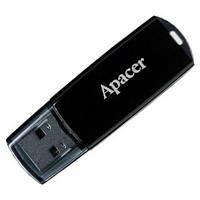 USB флешка Apacer AH322 16Gb black ( AP16GAH322B-1 )