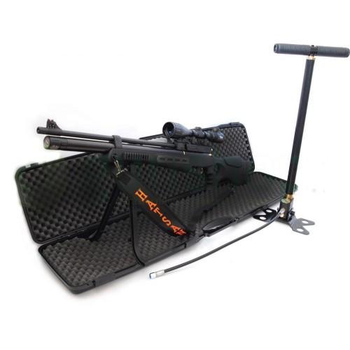 Пневматическая винтовка Hatsan BT65 RB-Elite с насосом Artemis