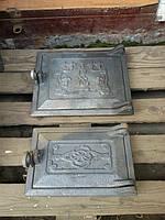 Дверца чугунная топочная Бучач Панини , комплект