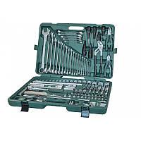 Универсальный набор инструментов Jonnesway 128 предметов S04H524128S