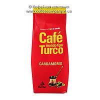 Кофе с кардамоном для турки молотый Burdet 100г
