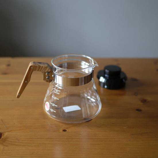 Чайник сервірувальний Hario Coffee Server 600ml (VCW-60-OV)