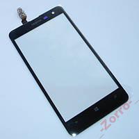 Тачскрин (сенсор) Nokia 625 Lumia (black) Original