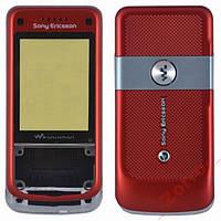 Корпус для Sony Ericsson W760 (Red) Качество