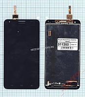 Дисплейный модуль для Huawei Honor 3X G750 (Black) Original