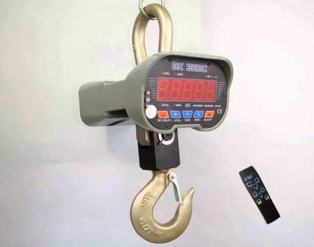 Крановые элеткронные весы ВК Зевс III-5000 (5 т)