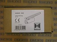 Доводчик со скользящей шиной GEZE HDC 35 серый