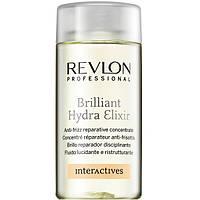 Эликсир бриллиантовый увлажняющий и восстанавливающий Revlon Brilliant Hydra Elixir 125 ml