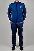 Зимний мужской спортивный костюм Tommy Hilfiger 1848 Тёмно-синий