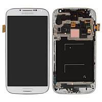 Дисплей Samsung S4 Galaxy/ i9500 /white/ complete