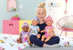 Встречайте обновлённых интерактивных пупсов Baby Born от компании Zapf Creation