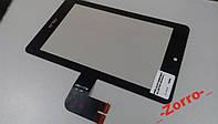 Тачскрин (сенсор) для Asus ME173X (K00B) MeMO Pad HD7 #076C3-0716A MCF-070-0948-FPC-V1.0 V2.0 (black) Original
