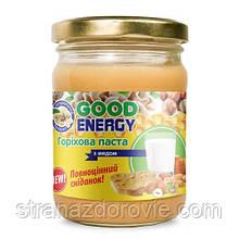 Ореховая паста с медом,250г,Good Energy