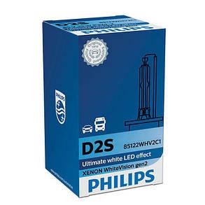 Ксенон D2S Philips WhiteVision gen2 , фото 2