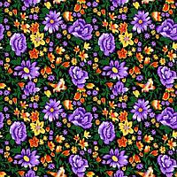 Ткань Фланель халатная №3