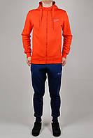 Зимний мужской спортивный костюм Nike 1850 Красный