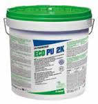 Клей полиуретановый для плитки и камня Ультрабонд Эко ПУ 2К / Ultrabond Eco PU 2K белый (уп.10 кг)