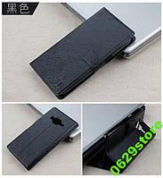 Чехол Samsung G530 / G531 / Galaxy Grand Prime книжка Flower Ultrathin черный