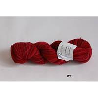 Овечья пряжа Кауни Red II 400  Пряжа из 100% овечьей шерсти подходит для ручного вязания рукоделия