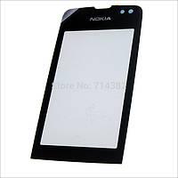 Сенсорный экран для мобильного телефона Nokia 311 Asha, черный