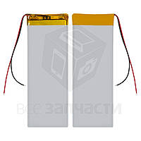"Батарея для планшета China-Tablet PC 7"", (Li-ion 3.7V 2100mAh), (130x50x3,0 мм)"