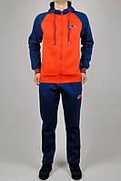 Зимний спортивный костюм мужской Nike 1878 Красный