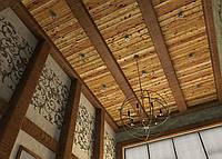 Монтаж декора из дерева в Херсоне