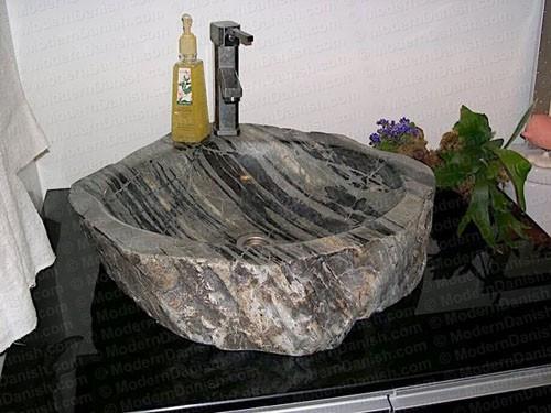 Каменные мойки, гранитные раковины
