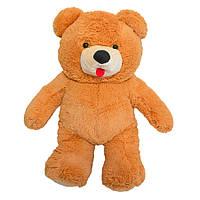 Мягкая игрушка Медведь Топтыгин большой коричневый