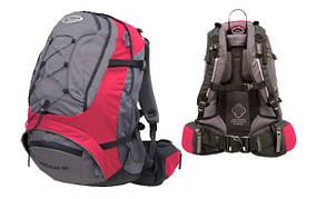 Рюкзак Freerider 28 красный  / серый