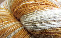 Овечья пряжа   Кауни sand 800 Пряжа из 100% овечьей шерсти подходит для ручного вязания рукоделия