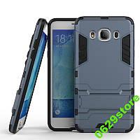 Чехол Samsung J710 / J7 2016 Hybrid Armored Case темно-синий